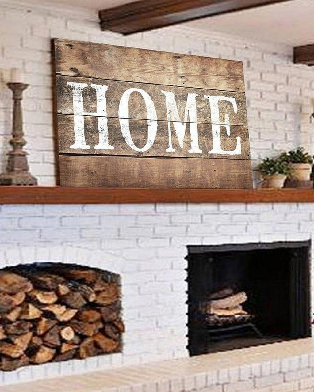 Stunning Rustic Home Decorations 33