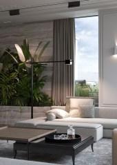 Contemporary Home Design Ideas For Living Room 08