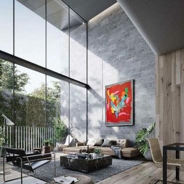 Contemporary Home Design Ideas For Living Room 12