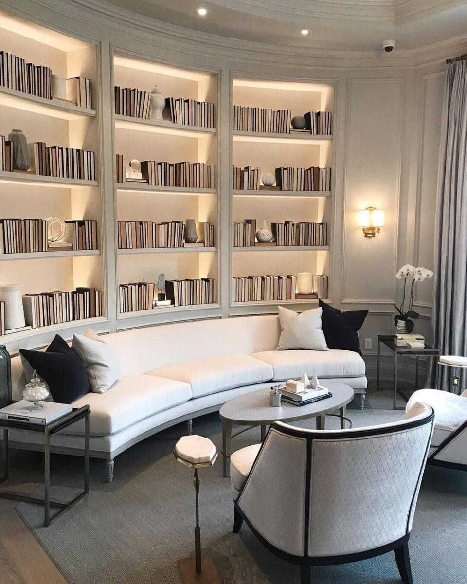 Contemporary Home Design Ideas For Living Room 18