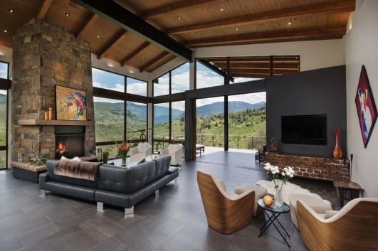 Contemporary Home Design Ideas For Living Room 32