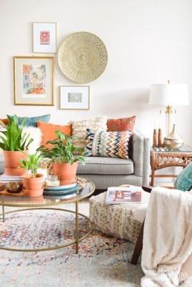 Contemporary Home Design Ideas For Living Room 38