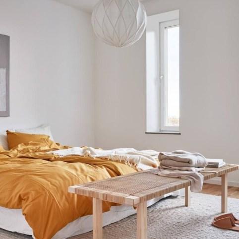 Minimalist Scandinavian Bedroom Decor Ideas 10