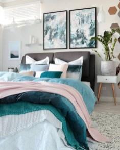 Minimalist Scandinavian Bedroom Decor Ideas 15