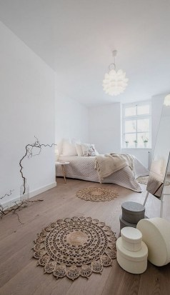 Minimalist Scandinavian Bedroom Decor Ideas 20
