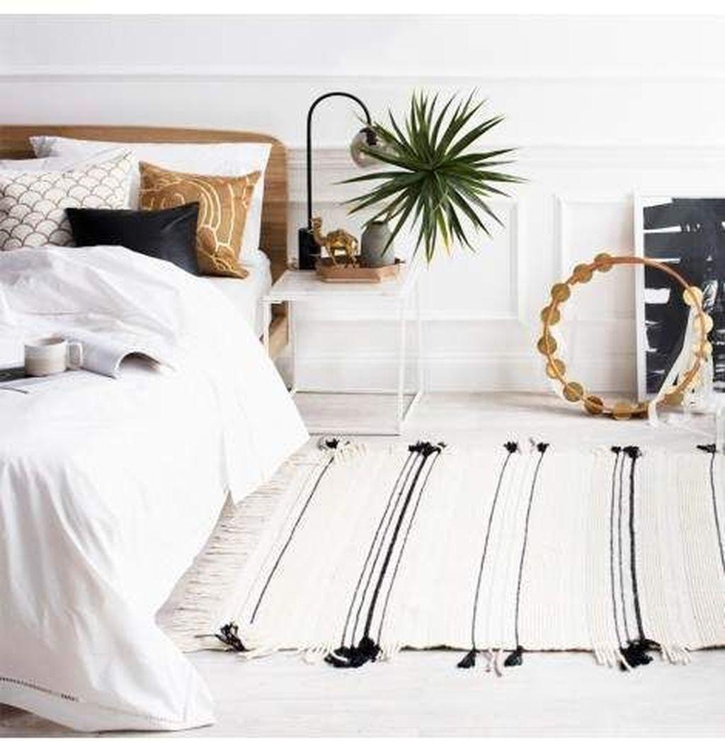 Minimalist Scandinavian Bedroom Decor Ideas 27