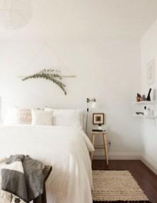 Minimalist Scandinavian Bedroom Decor Ideas 31