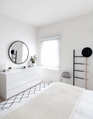 Minimalist Scandinavian Bedroom Decor Ideas 37