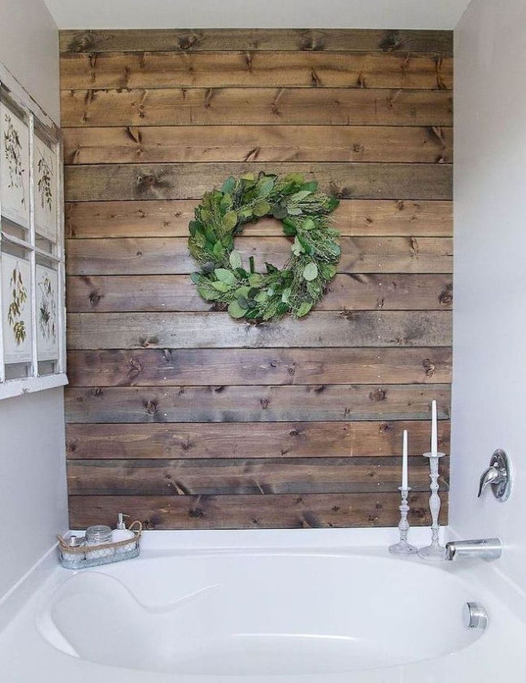 Perfect Rustic Farmhouse Bathroom Design Ideas 29