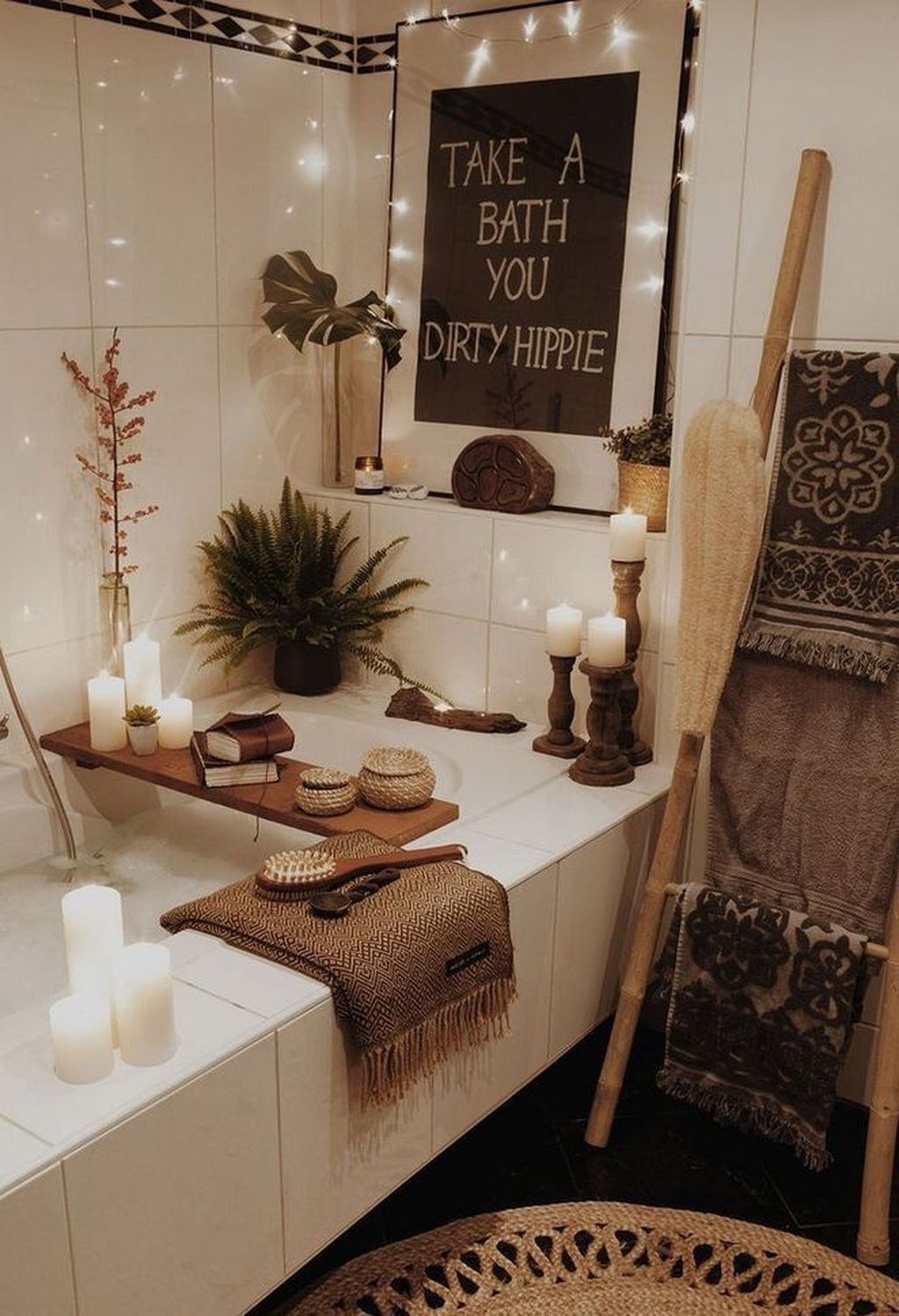 Perfect Rustic Farmhouse Bathroom Design Ideas 48