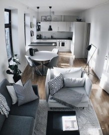 Perfect Small Apartment Decoration Ideas 02
