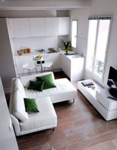 Perfect Small Apartment Decoration Ideas 21