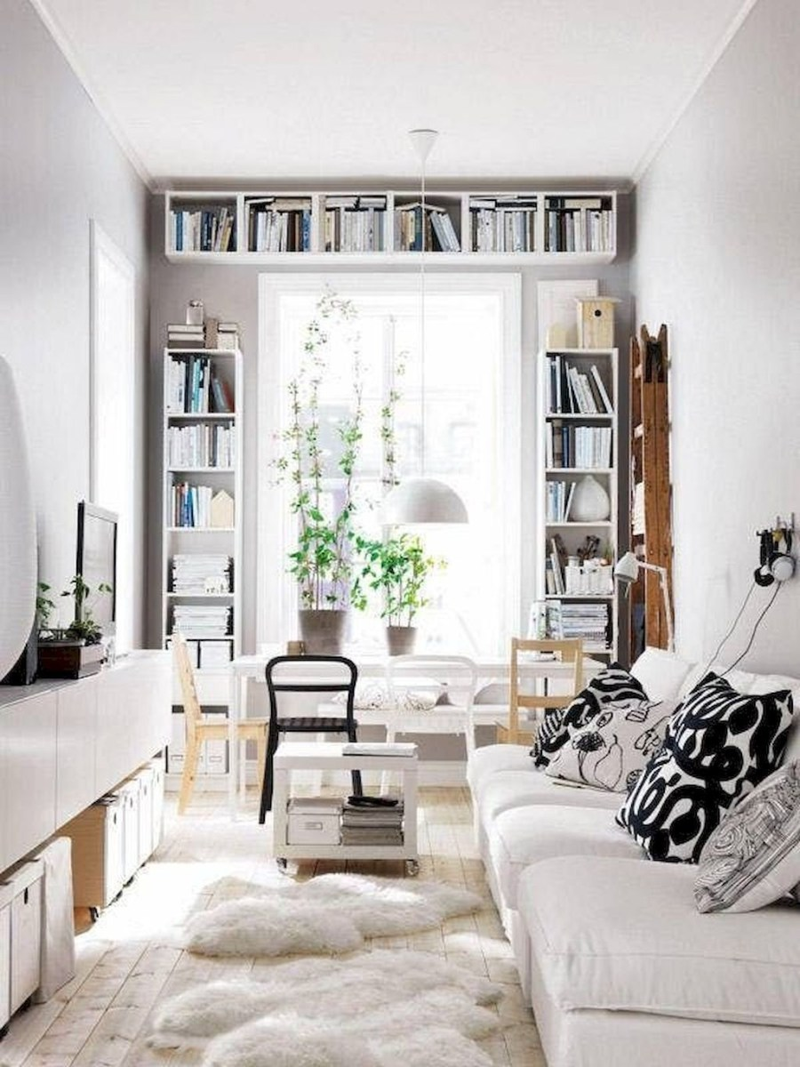 Perfect Small Apartment Decoration Ideas 22