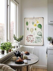 Perfect Small Apartment Decoration Ideas 27