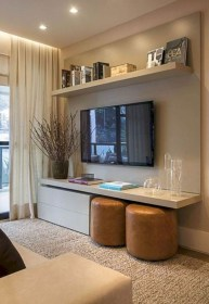 Perfect Small Apartment Decoration Ideas 28