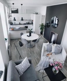 Perfect Small Apartment Decoration Ideas 30