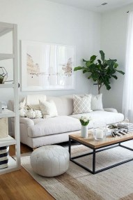 Perfect Small Apartment Decoration Ideas 45