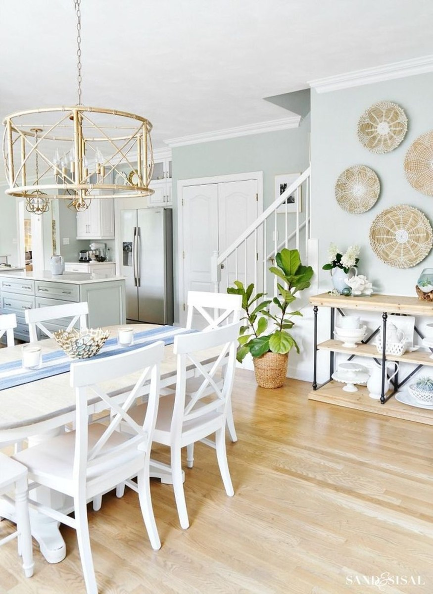 Popular Summer Dining Room Design Ideas 03