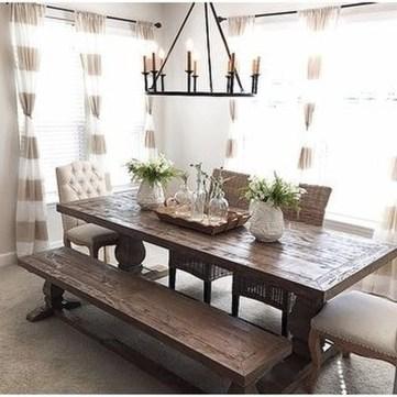 Popular Summer Dining Room Design Ideas 09
