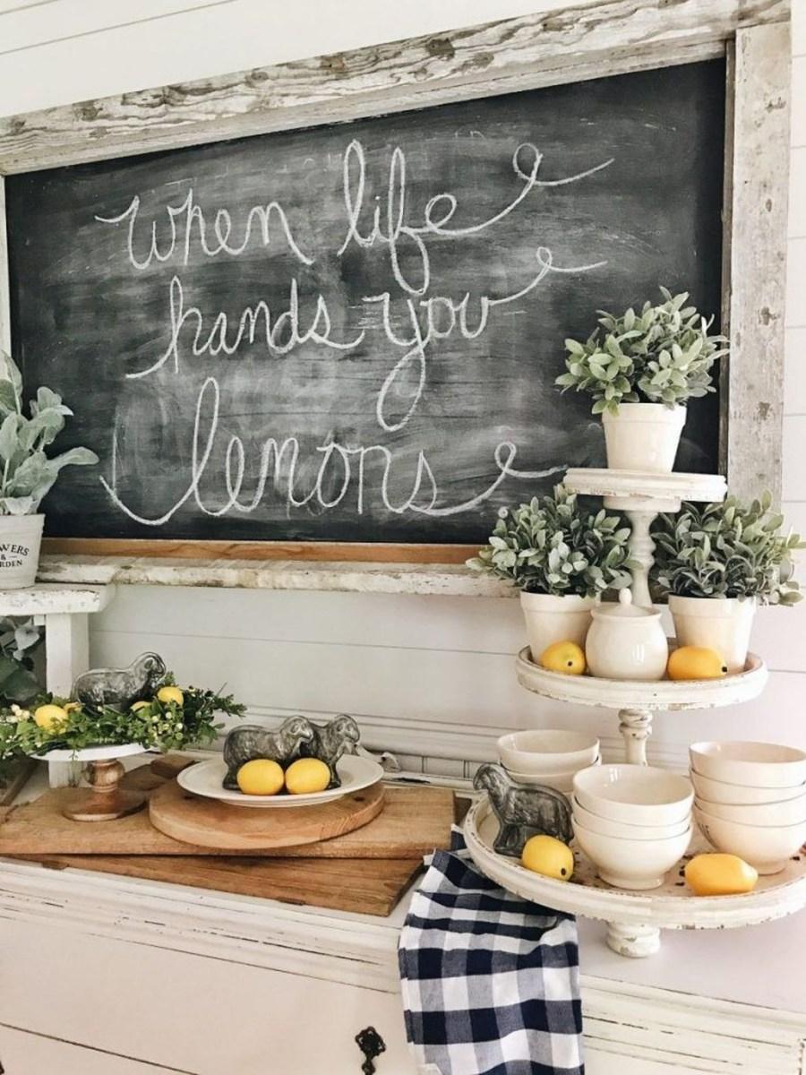 Popular Summer Dining Room Design Ideas 18