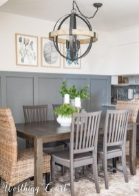 Popular Summer Dining Room Design Ideas 20