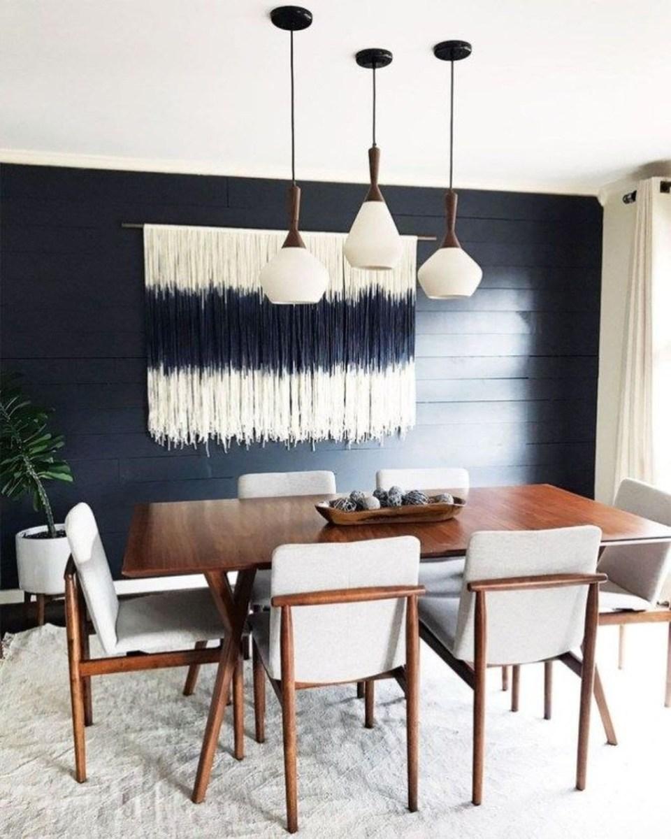 Popular Summer Dining Room Design Ideas 21