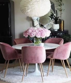 Popular Summer Dining Room Design Ideas 24