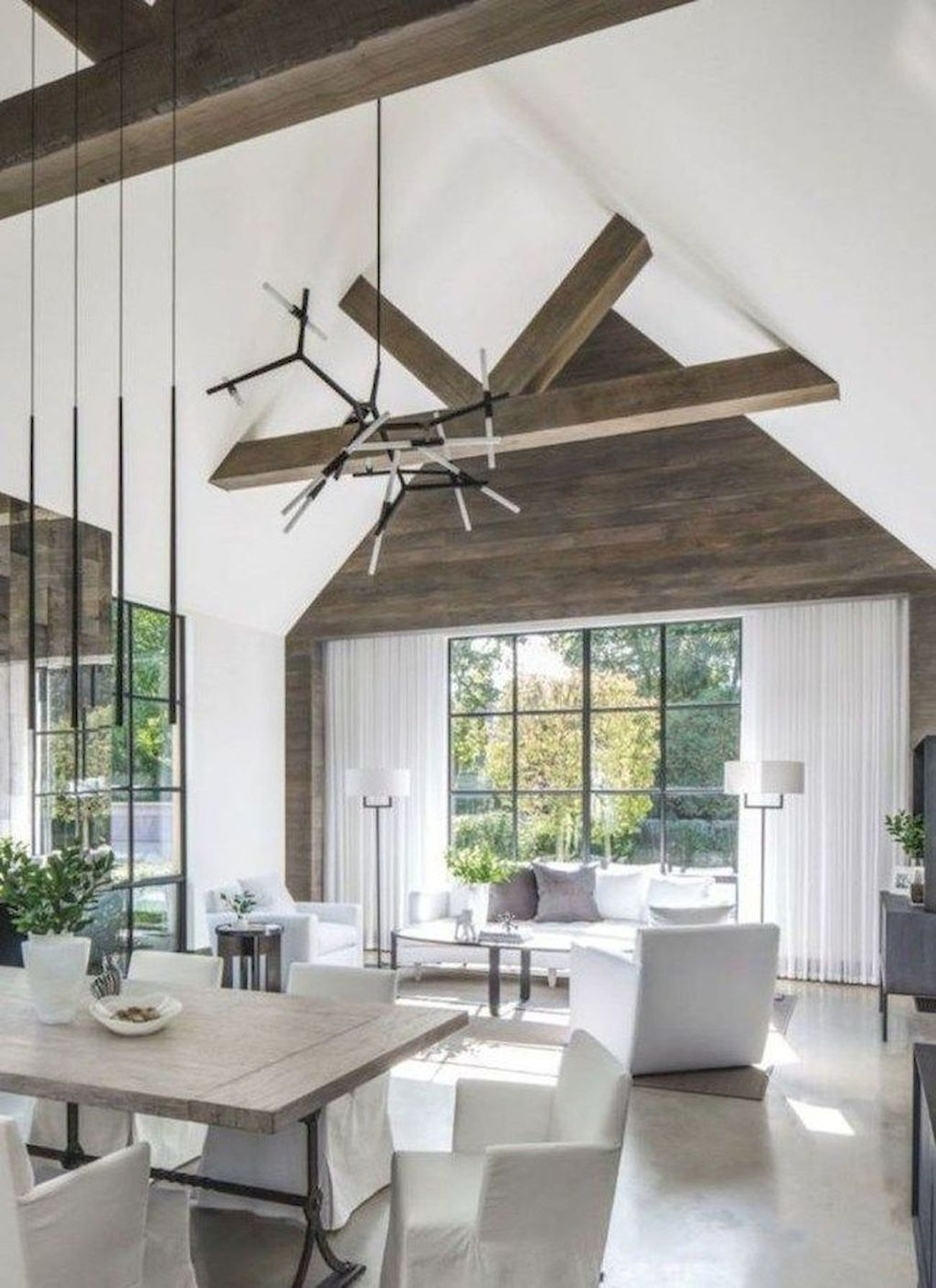 Popular Summer Dining Room Design Ideas 32