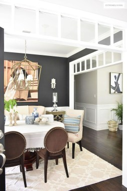 Popular Summer Dining Room Design Ideas 36
