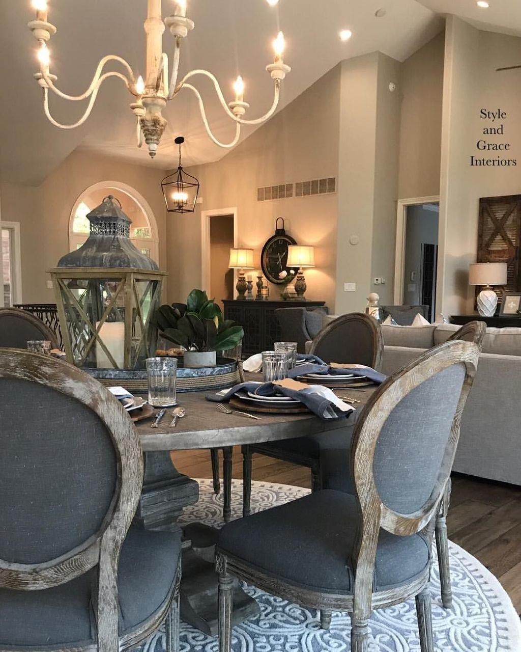 Popular Summer Dining Room Design Ideas 39