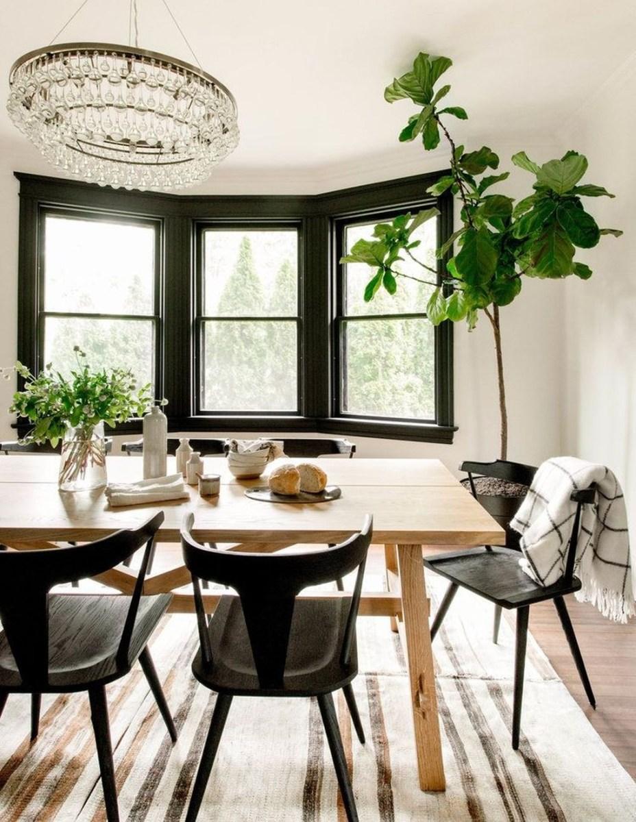 Popular Summer Dining Room Design Ideas 48