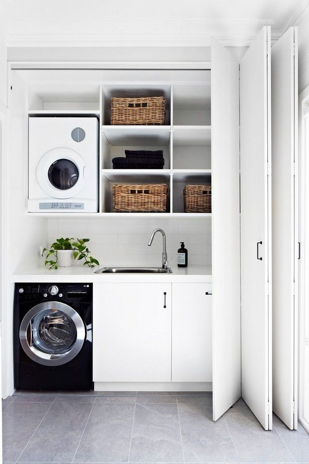 Small Laundry Room Design Ideas To Try 09