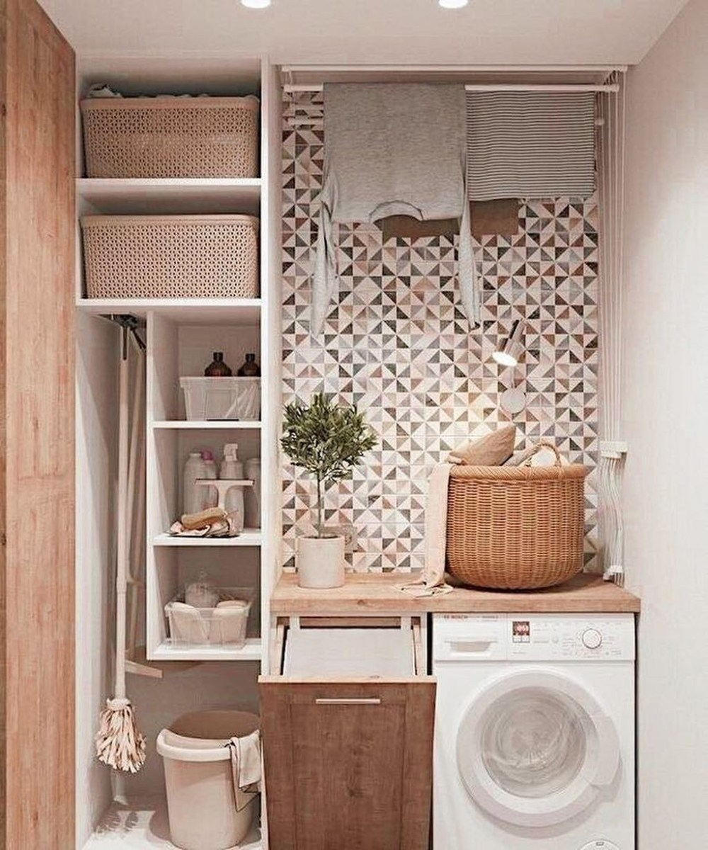 Small Laundry Room Design Ideas To Try 11
