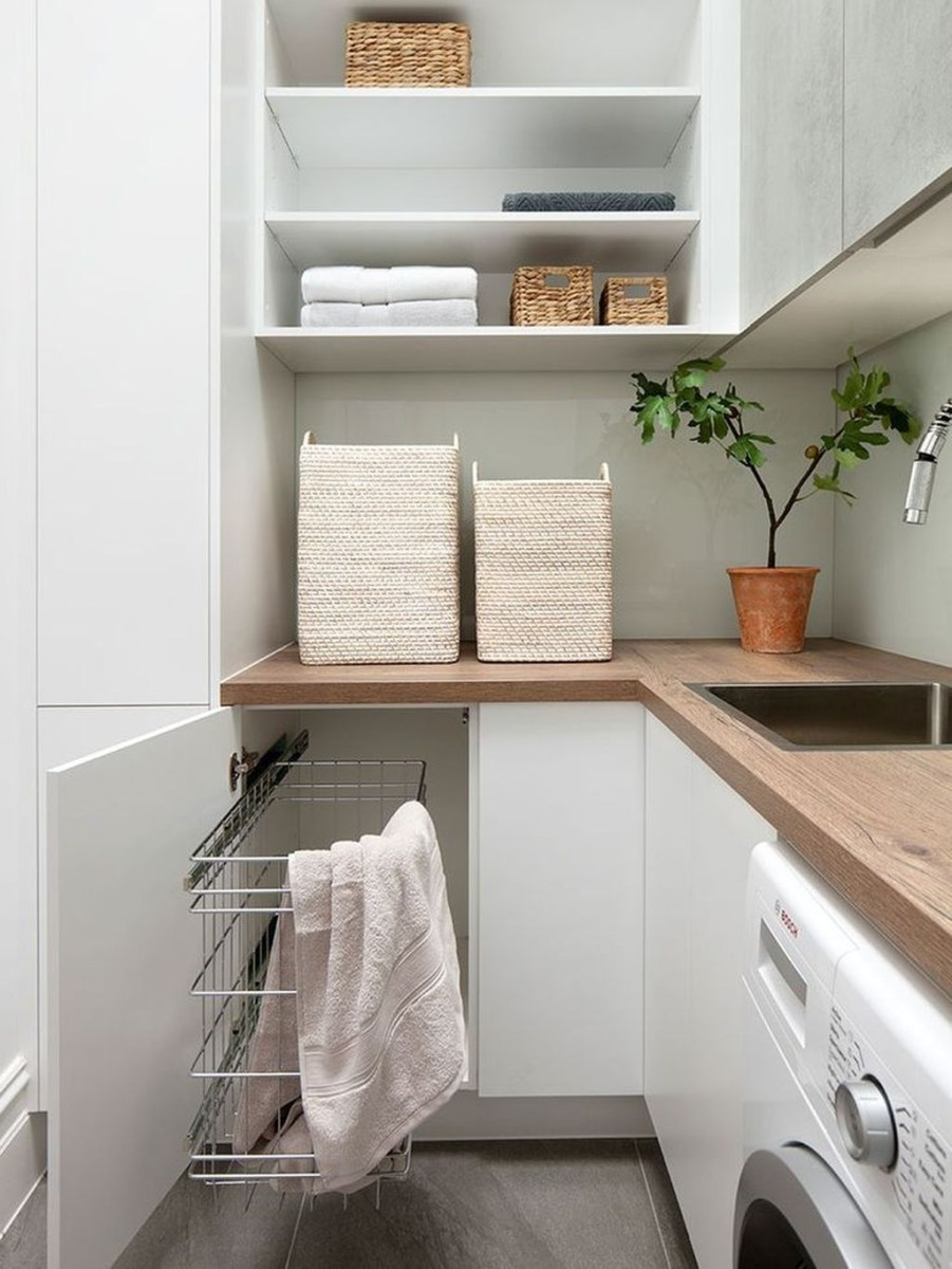 Small Laundry Room Design Ideas To Try 24