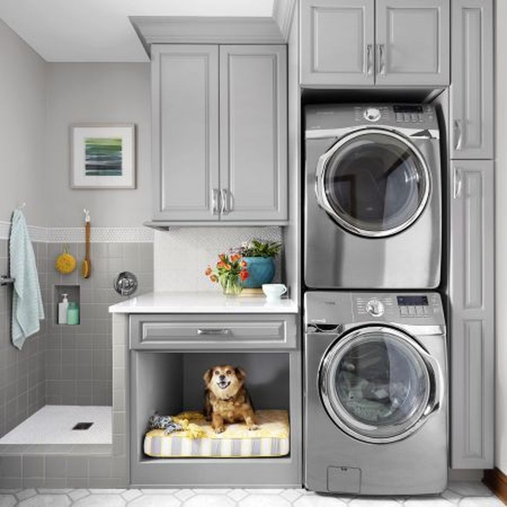 Small Laundry Room Design Ideas To Try 44