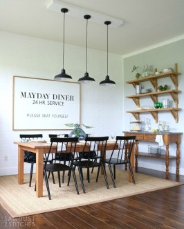 The Best Lighting Dining Room Design Ideas You Need To Try 26