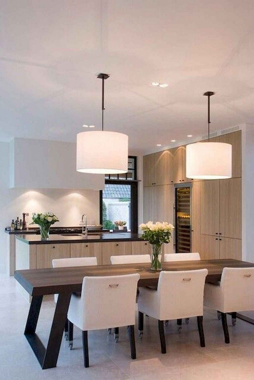 The Best Lighting Dining Room Design Ideas You Need To Try 35