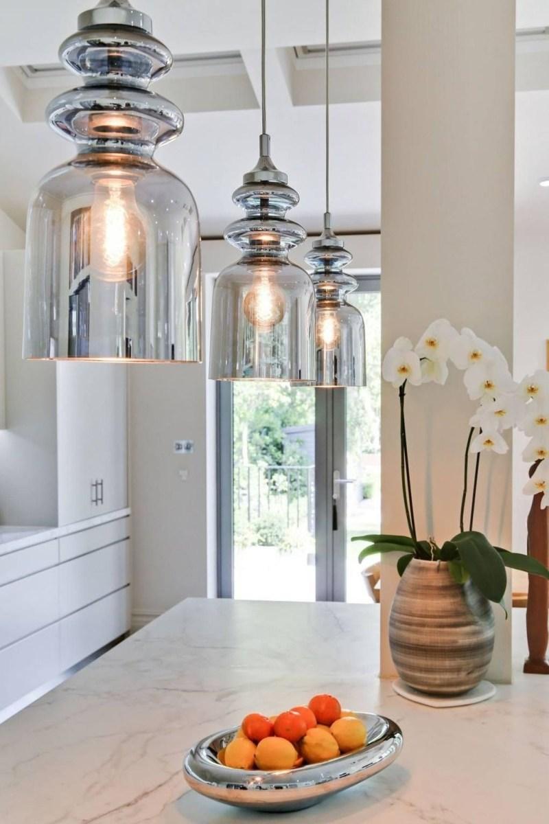 The Best Lighting In Neutral Kitchen Design Ideas 07