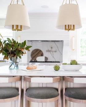 The Best Lighting In Neutral Kitchen Design Ideas 09