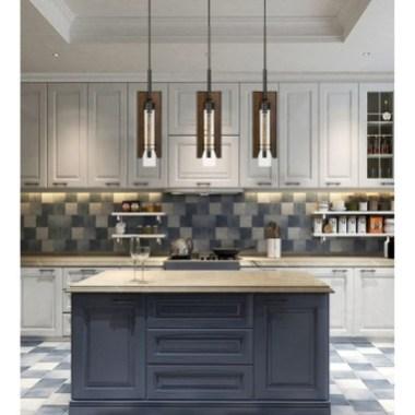 The Best Lighting In Neutral Kitchen Design Ideas 26