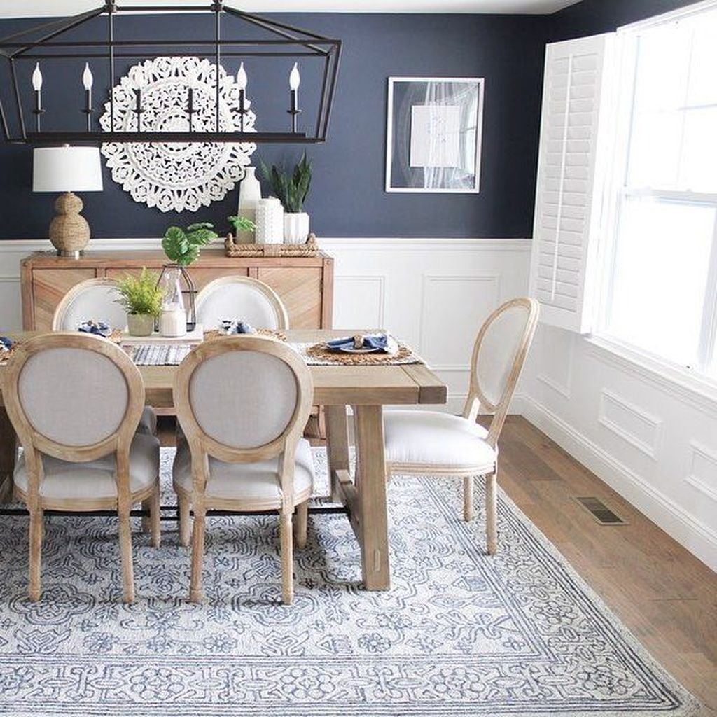 Admirable Dining Room Design Ideas You Will Love 05 1