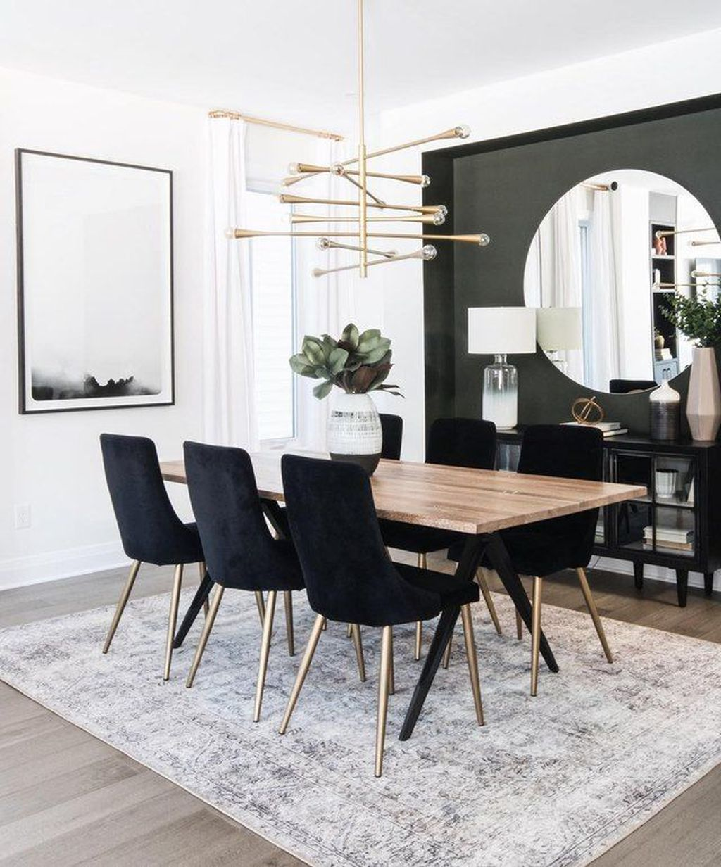 Admirable Dining Room Design Ideas You Will Love 06 1