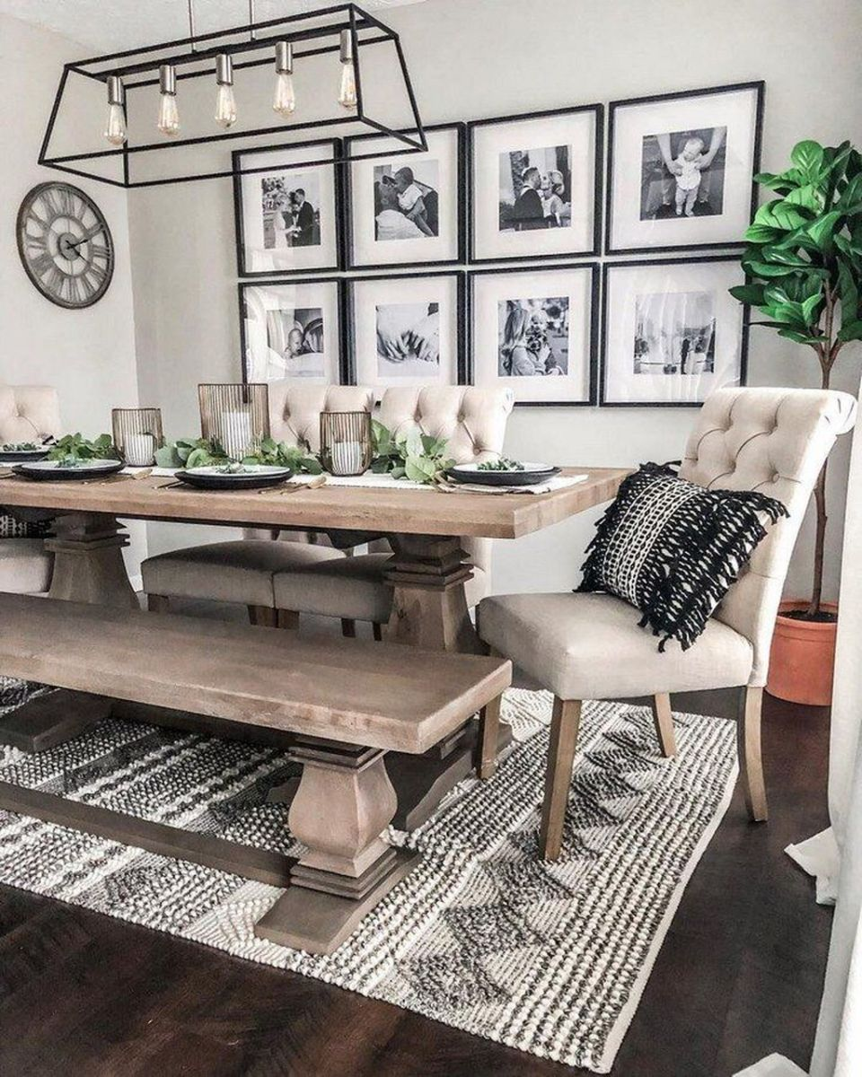 Admirable Dining Room Design Ideas You Will Love 08