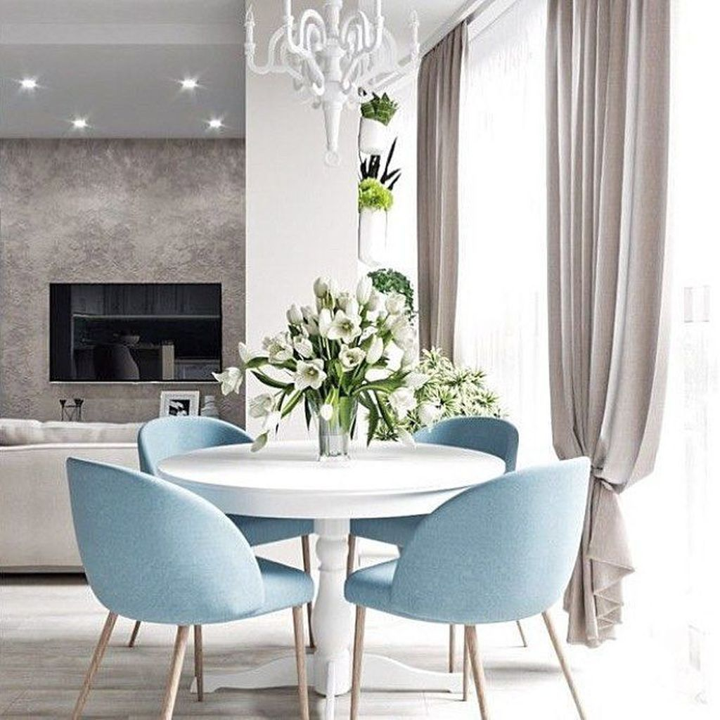 Admirable Dining Room Design Ideas You Will Love 15