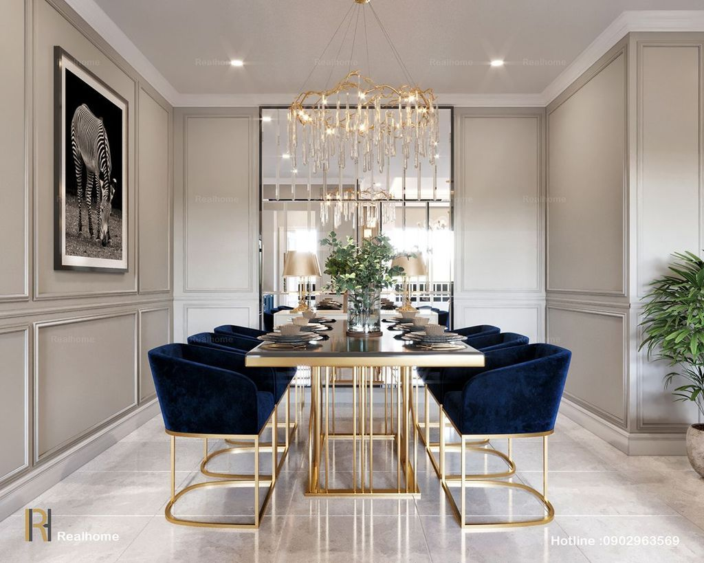 Admirable Dining Room Design Ideas You Will Love 24