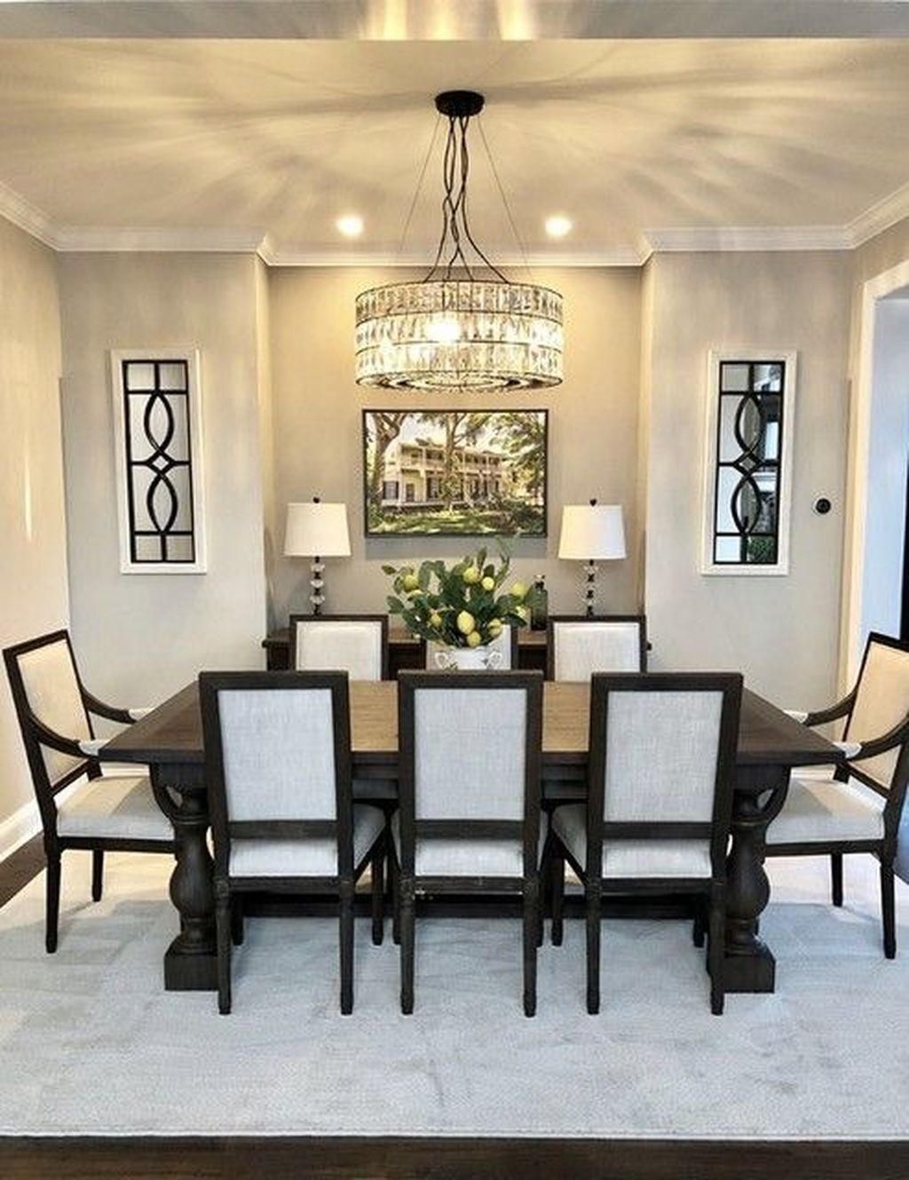 Admirable Dining Room Design Ideas You Will Love 25