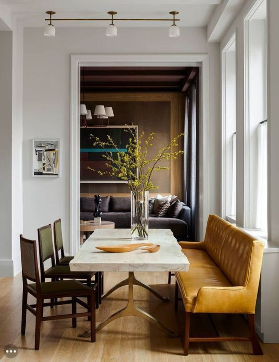 Admirable Dining Room Design Ideas You Will Love 27