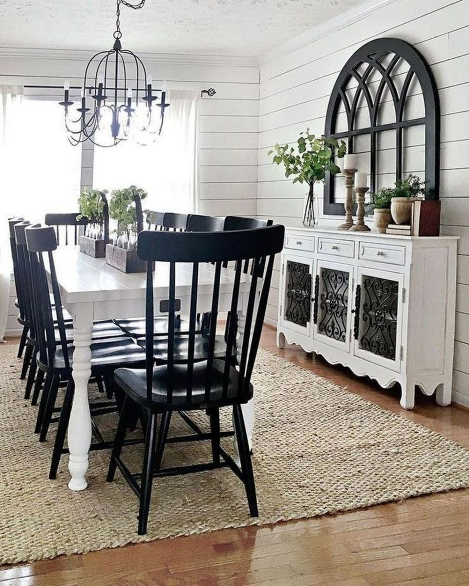 Admirable Dining Room Design Ideas You Will Love 30