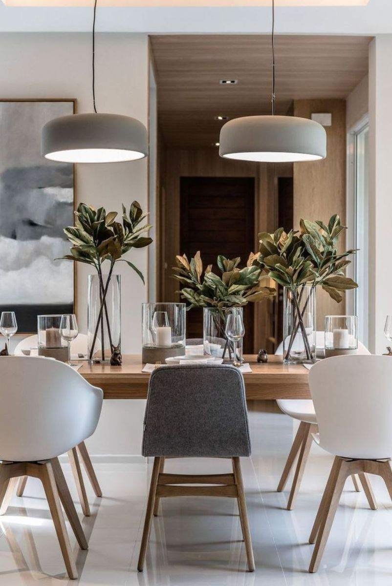 Admirable Dining Room Design Ideas You Will Love 31