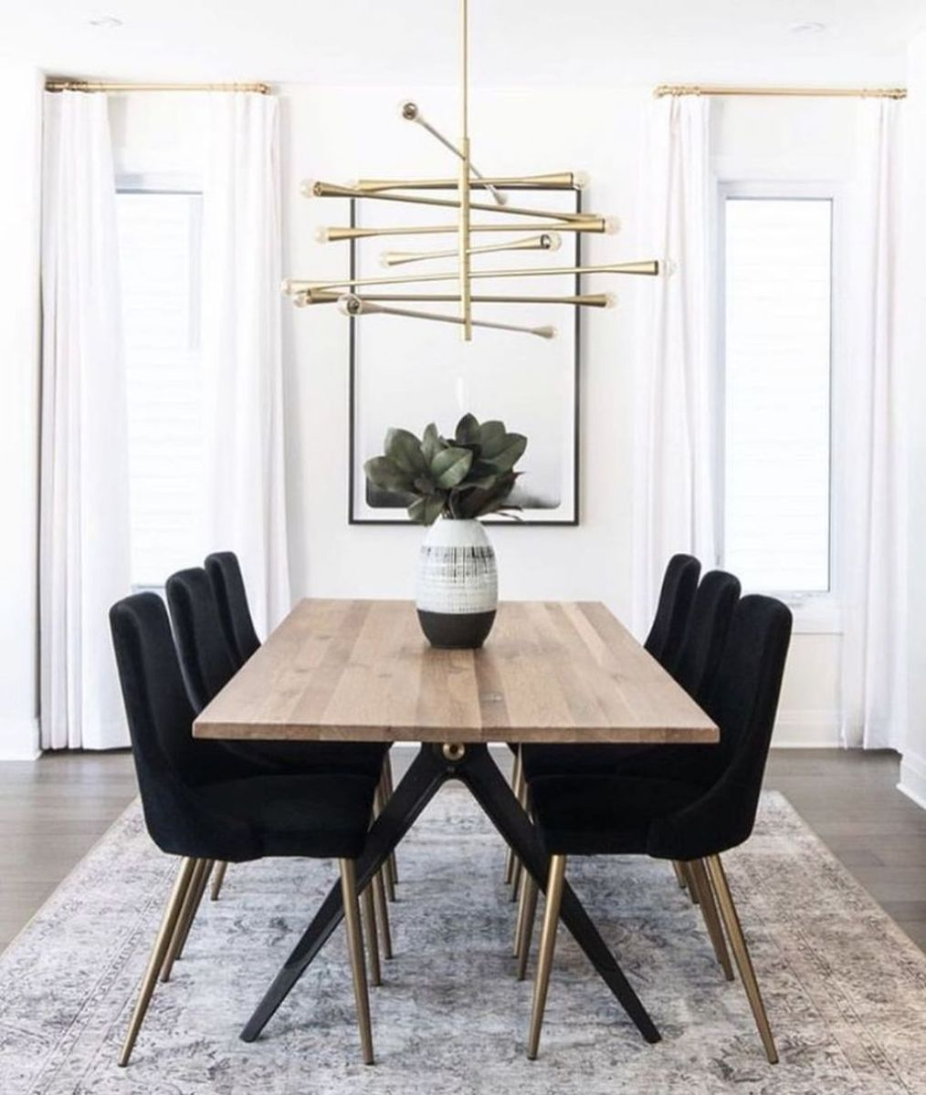 Admirable Dining Room Design Ideas You Will Love 32